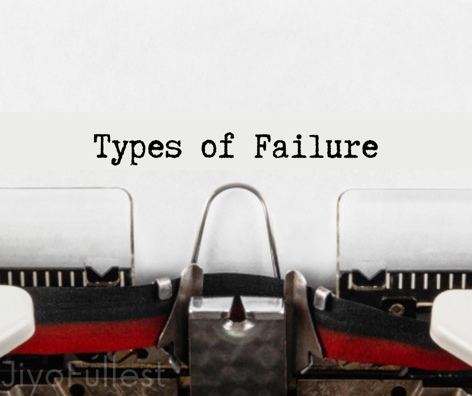 Strategies to learn from Failure